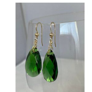 Rhema Jewels Swarovski Crystal Earring